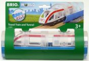 BRIO 33890 Travel Train and Tunnel